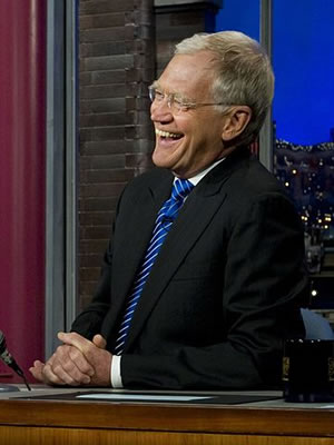 Image of David Letterman