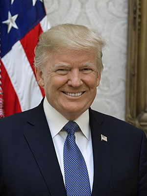 Image of Donald Trump