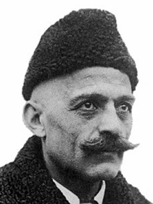 Image of G. I. Gurdjieff