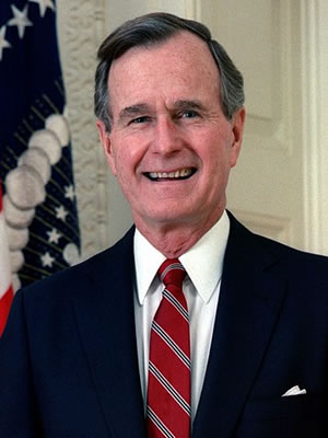 Image of George H. W. Bush