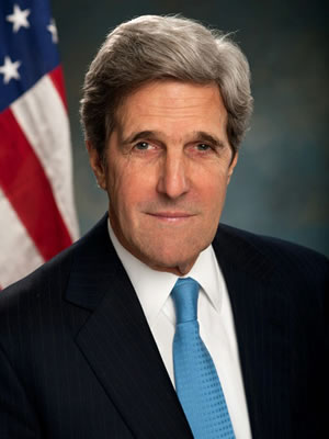 Image of John Kerry