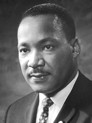 Image of Martin Luther King Jr.