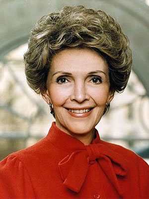 Image of Nancy Reagan