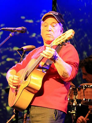 Image of Paul Simon