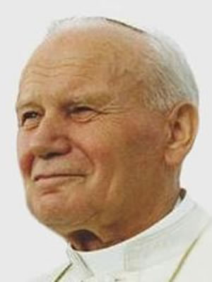 Image of Pope John Paul II