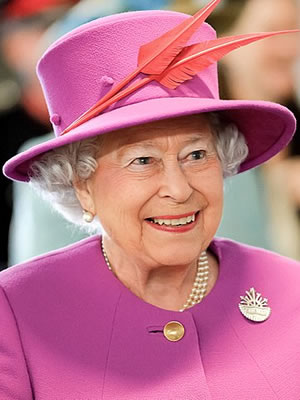 Image of Queen Elizabeth II