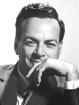 Image of Richard Feynman