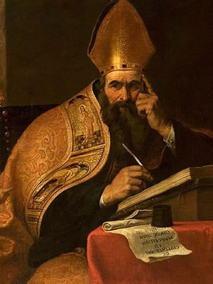 Image of Saint Augustine