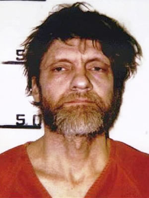 Image of Ted Kaczynski (The Unabomber)