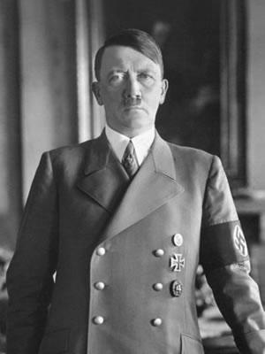Image of Adolph Hitler