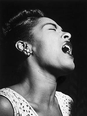 Image of Billie Holiday