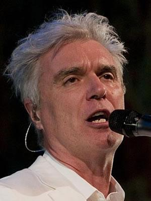 Image of David Byrne