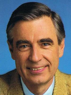 Image of Fred Rogers (Mister Rogers)