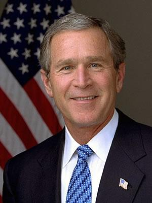 Image of George W. Bush