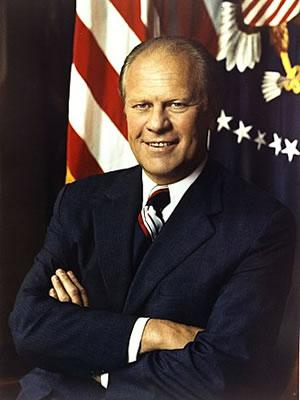 Image of Gerald Ford
