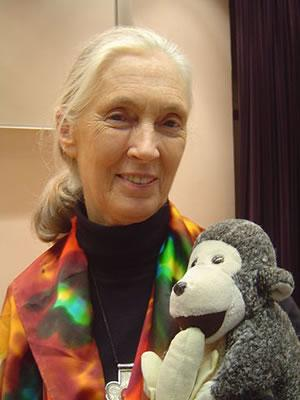 Image of Jane Goodall