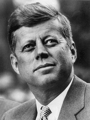 Image of John F. Kennedy