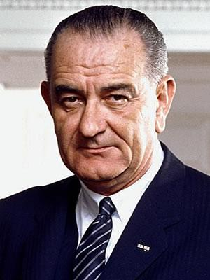 Image of Lyndon B. Johnson