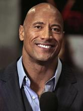 Image of Dwayne Johnson (The Rock)