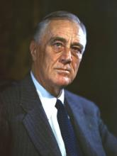 Image of Franklin D. Roosevelt
