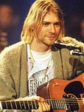 Image of Kurt Cobain